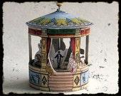 Miniature Paper toy Circus-Digital download