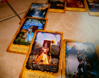 Ask 3 Questions - Tarot Card Reading.