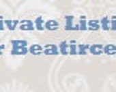 Private Listing for Beatrice