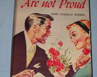 """Romance Book """"The Rich Are Not Proud"""" by Mary Douglas Warren"""