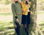 Vogue Paris Original Wool Women's Suit