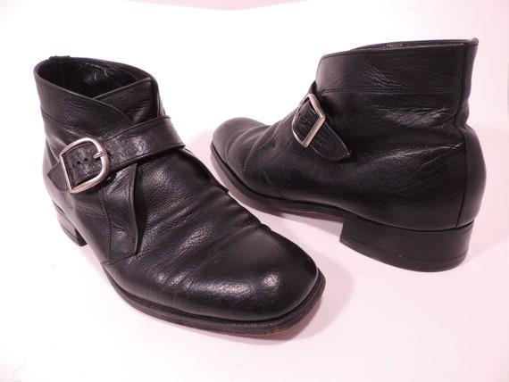 Vintage BEATLES BOOTS Florsheim Mens size 9.5