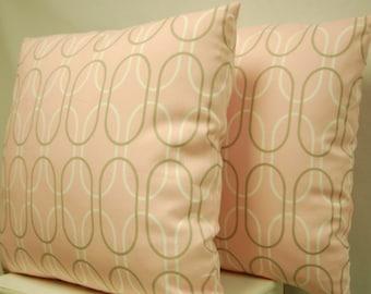 18 Inch Pink Premier Prints Decorative Pillow Cover, Accent Sofa Throw Pillow, Toss Pillow