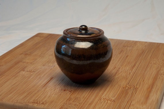 Mini Lidded Jar