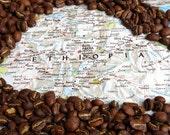 Ethiopia Harrar Organic Fair Trade Coffee - 8oz- Light Roast