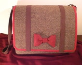 Eleventh Doctor Messenger Bag
