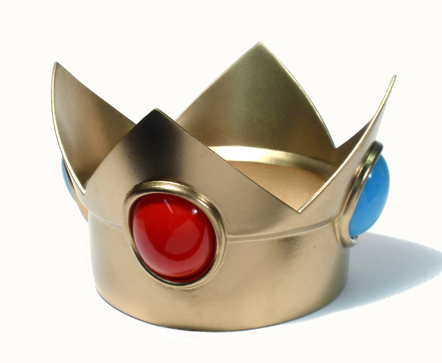 Princess Peach Crown by PerfectTommyAutomail on Etsy