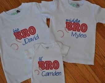 Bib Brother shirts