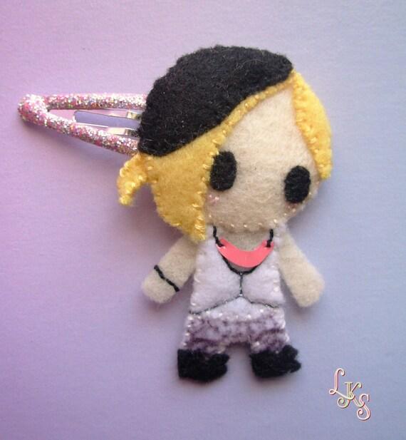 Chibi Ren Hair Clip - Action ver.
