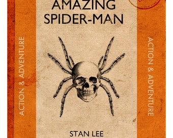"Amazing Spider Man Poster - 11X17"""
