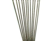 Saw Blade Assortment - 1/0, 2/0, 3/0, 4/0, 5/0, 6/0, 8/0, 1 - Assorted Jewelers Saw Blades - Saw Blades - Assorted Saw Blades
