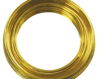 20G Brass Wire, Untreated/natural, Half Hard Brass wire, hypo-alergenic wire, BRASS WIRE, DiY Jump Rings, eye pins, head pins, wire wrapping