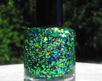 Punky Patty Hand made custom nail polish