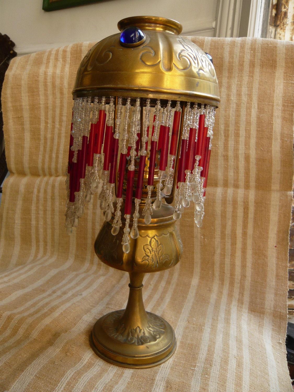 lampe p trole fran aise art nouveau la. Black Bedroom Furniture Sets. Home Design Ideas