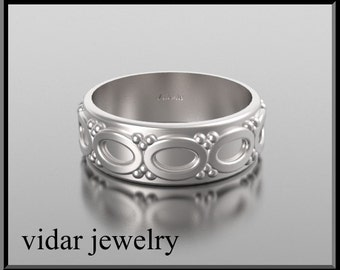 Mens Wedding Band,Wedding Band Wedding Ring For her or him,unisex 14k gold Wedding BanD,Unique wedding band,Custom