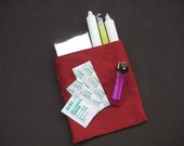 Cold Weather Winter Emergency Kit for your car - Survival Pack Hand made