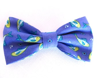 Trout Fish Bow Tie Bow Tie For Fishermen Gift For Fishermen Fish Bow Tie Trout Bow TIe Bow TIe With Fish
