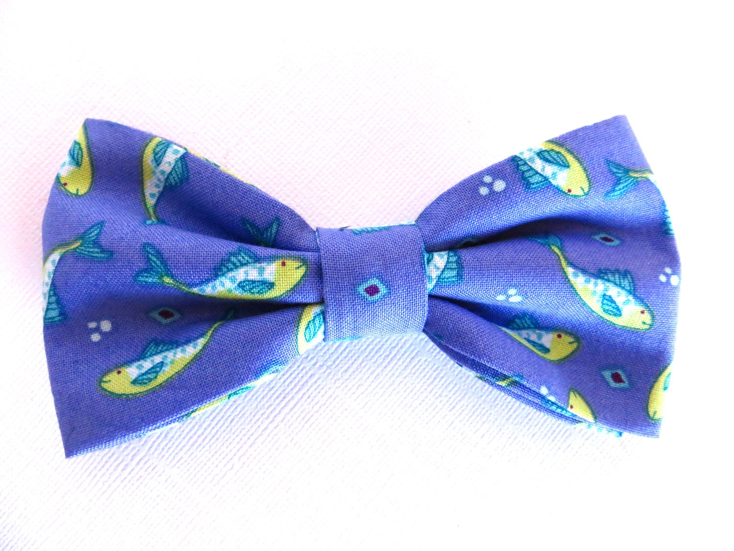 Trout Fish Bow Tie Bow Tie For Fishermen Gift For