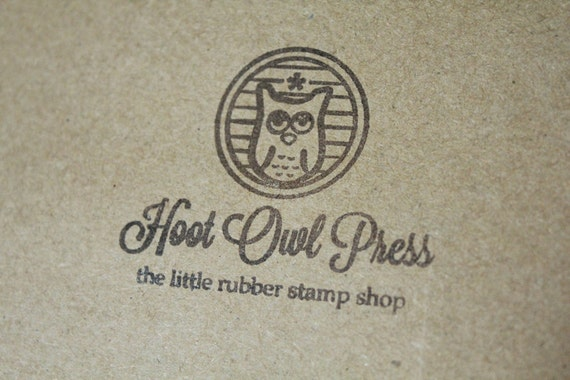 "Custom Logo Stamp ( 2"" x 3"" )"