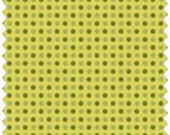 Lime Sherbet , Lime with polka dots