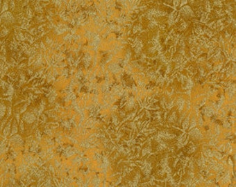 Fairy Frost Metallic Gold by Michael Miller