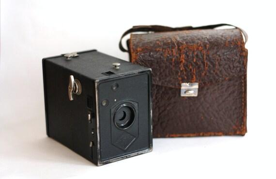 SALE 50% OFF 1932 German Agfa Box 44 Camera / Vintage German Camera