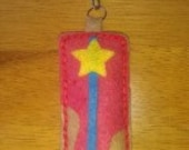 Handmade Collectibles-Cowboy Boot Keychain