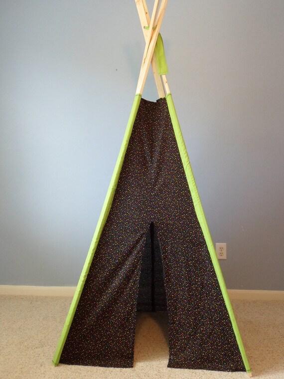 Cosmic Dots Space Teepee Kids Tent  Children's Tent