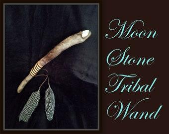 Moonstone Tribal Wand