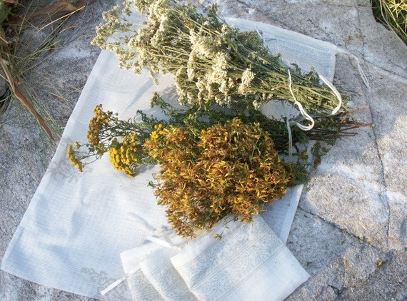 Herbal Collecting and Drying Bags