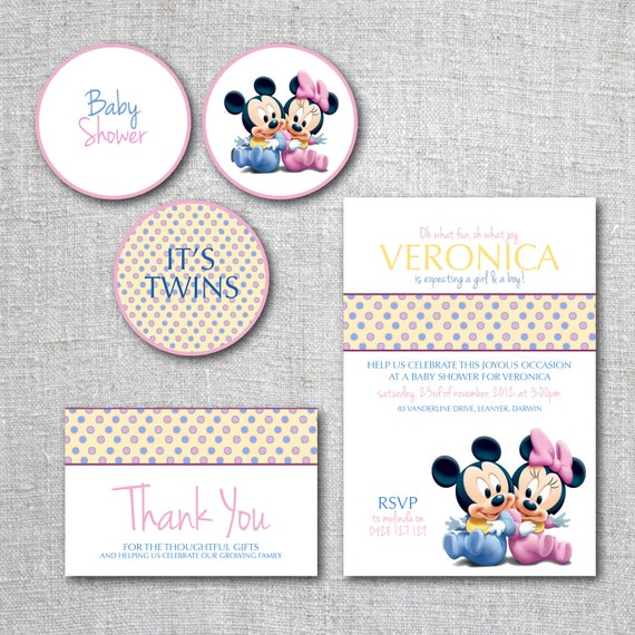 Customized Minnie Mouse Invitations was great invitations example