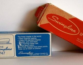 Vintage Swingline Staples