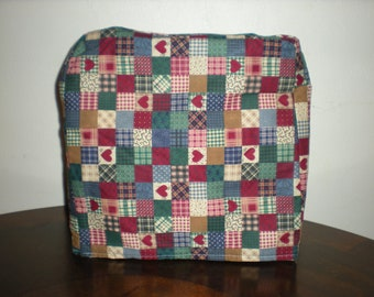 Mixer Cover - Country Patchwork