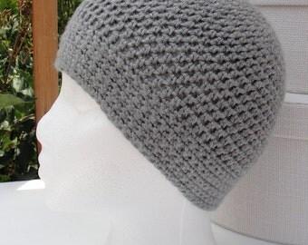 Child Crochet skull cap