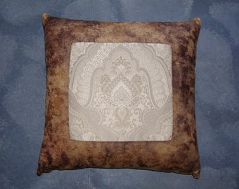 East-Meets-West Decorative Throw Pillows