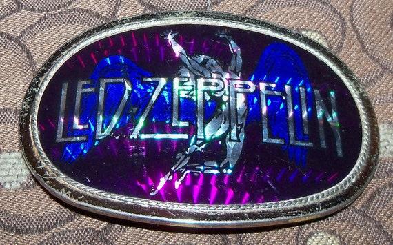 1978 Led Zeppelin Pacifica Belt Buckle