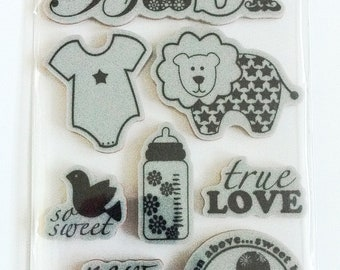 Recollections Cling Stamp - Baby 171823 *ON SALE*