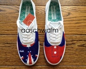 One Direction Ziall Shoes