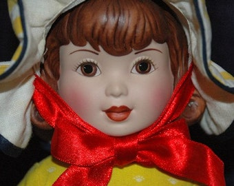 Franklin Mint Mary Jane Soap doll