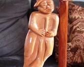 Hand carved Hobo