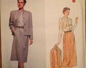 Vogue Paris Original, Pierre Balmain, 2201 (size 18) vintage sewing pattern.