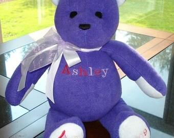 Memory Bears, Sympathy Bears, Treasure Bears, Keepsake Bears,Teddy Bears