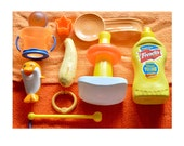 Childrens Fine Art Orange Photograph