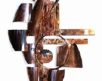 Shields Wall Sculpture