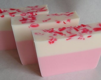 Soap - Pink Sugar - Handmade Glycerin Soap