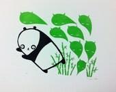 Panda vs. Bamboo Demons