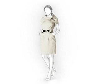 4106 Personalized Dress Pattern - PDF sewing pattern