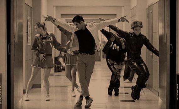 "Darren Criss ""Wanna Be Starting Something"" Magnet"