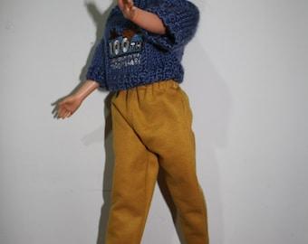 Vintage Collectible Large Barbie Doll Era 1970's Mattel