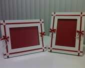 Buttons & Bows Picture Frame